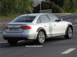 Audi A4 Allroad: elle ne se cache plus!