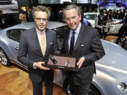 Wolfgang Dürheimer, nouveau patron de Bentley et Bugatti