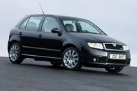 Skoda Fabia RS Last Edition : des affaires à faire