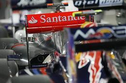 F1 GP d'Abu Dhabi : le poids des monoplaces