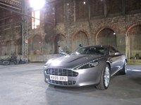 [vidéo pub] l'Aston Martin Rapide fait sa star de cinéma