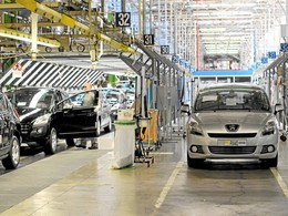 PSA investit 300 millions sur son site de Sochaux-Montbéliard