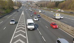 Les accidents liés à l'inattention sur l'autoroute en forte hausse