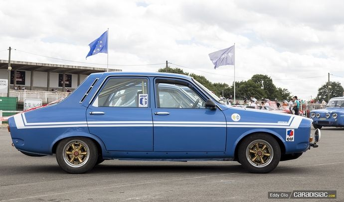 Photos du jour : Renault 12 Gordini