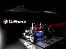 Deux maquettes de Vaillante exposées : propulsion électrique et hybride à l'honneur