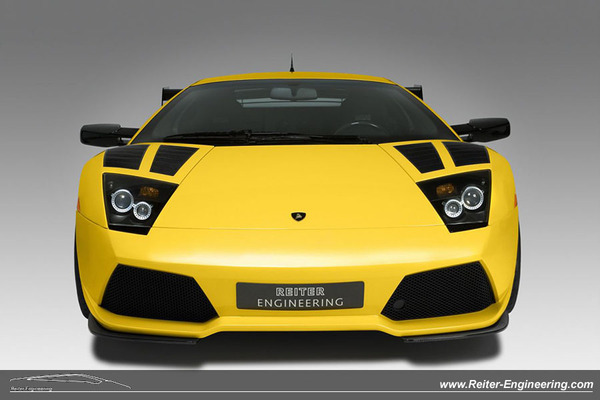 Une Lamborghini Murciélago propulsion? Possible grâce au Reiter Engineering!