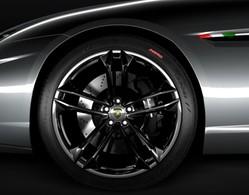 Lamborghini mystère : deuxième photo ...