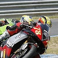 Supersport 2008: Triumph débarque avec Caracchi