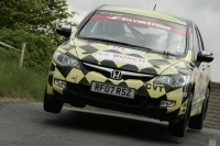 Une Honda Civic hybride de course !