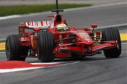 Tests F1 Barcelone Jour 2 : Ferrari toujours