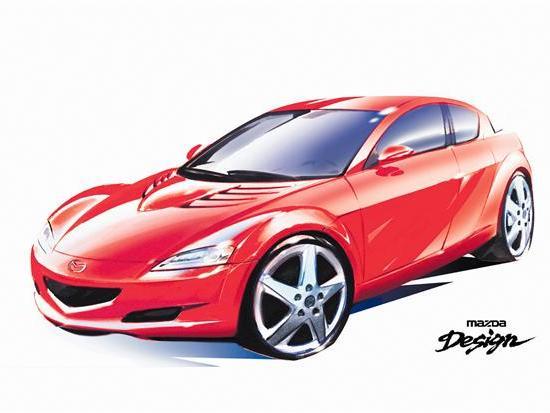 Future Mazda RX, le patron du design affirme qu'il n'a toujours pas le feu vert