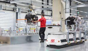 Porsche ouvre une usine pour son V8