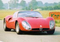Rétromobile 2007 : Alfa Romeo sous le signe des 8 cylindres