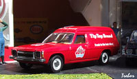 Miniature : 1/43ème - HOLDEN HZ Kingswood van