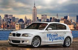Lumière sur le programme BMW EfficientDynamics