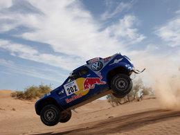 Dakar: De Villiers s'adjuge la 9ème étape !