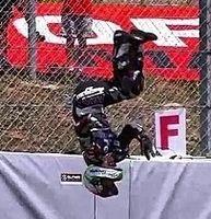 Moto2: Johann Zarco est un acrobate heureux