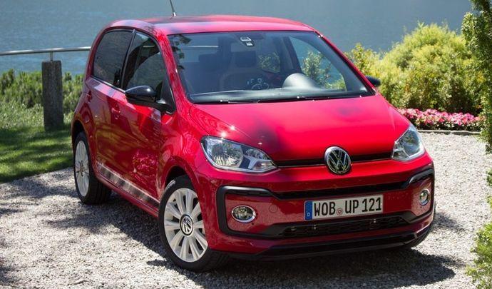 La Volkswagen Up! restylée arrive en concession : séance de rattrapage