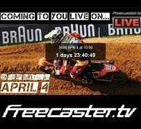 Le mondial de motocross 2010 en direct sur freecaster.tv