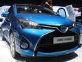Toyota Yaris restylée : coup de jeune - Vidéo en direct du Salon de Paris 2014