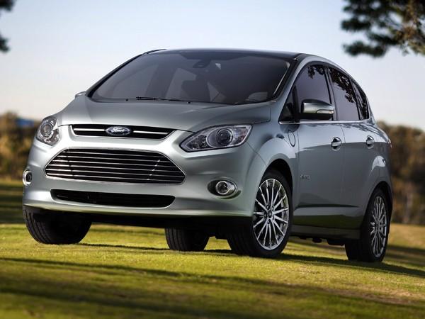 Detroit 2011 : Ford C-Max Energi et C-Max hydride : 2 voies différentes