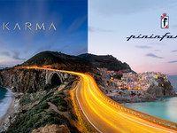 Karma Revero et Pininfarina alliés pour une berline électrique de luxe