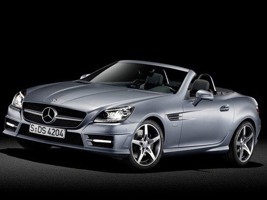 Genève 2011 : le nouveau Mercedes SLK encore en fuite (30 photos)