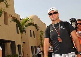 F1 - Officiel : Rubens Barrichello et Nico Hulkenberg pilotes Williams en 2010