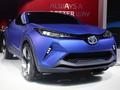 Toyota C-HR Concept : vision du futur - En direct du Salon de Paris 2014