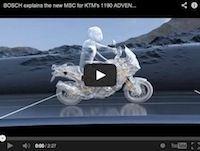 Le système d'assistance au freinage (MSC) en video