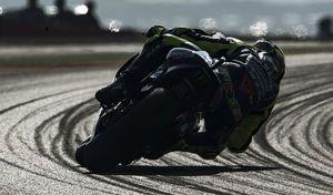 MotoGP Aragon J.2: Valentino Rossi content!