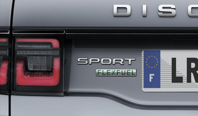 E85: les Range Rover Evoque et Land Rover Discovery Sport lancés en version Flexfuel
