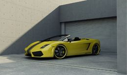 Lamborghini Gallardo LP620 YarroW par Wheelsandmore : osée