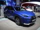 Lexus NX 300h : marqué - Vidéo en direct du salon de Paris 2014