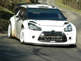 Sept équipes engagées en WRC