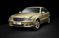 La Mercedes de Guy Roux: Classe E Chablis !