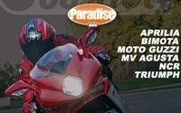 Paradise Moto vous fait rouler le 12 avril 2010 aux Ecuyers.
