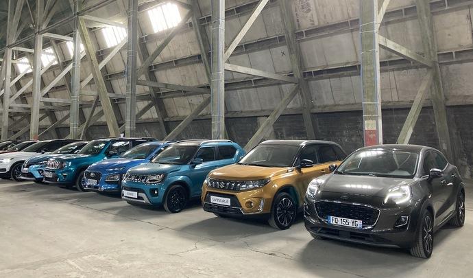 Les 7 SUV urbains hybrides du salon Caradisiac: lequel choisir?