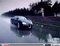Bugatti Veyron: Top Gear tente les 407 km/h !