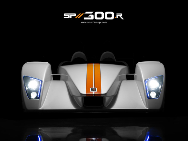 Nouvelle Caterham SP/300.R, radical...e