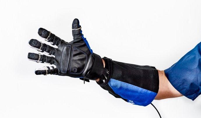 Un gant magique pour la General Motors