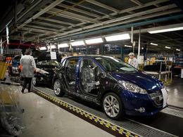 La Peugeot 208 fabriquée en Slovaquie coûtera 700 euros de moins à produire qu'à Poissy
