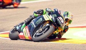 MotoGP - Aragon J.3: Zarco neuvième mais content