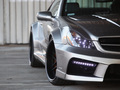 Mercedes SL 65 AMG Iforged Misha Design. La grosse cavalerie