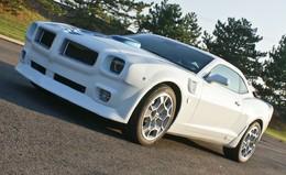 Pontiac Trans Am revival : la Lingenfelter 455 T/A Concept en vrai
