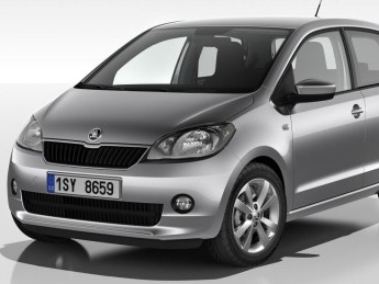 voici la nouvelle skoda citigo 5 portes. Black Bedroom Furniture Sets. Home Design Ideas
