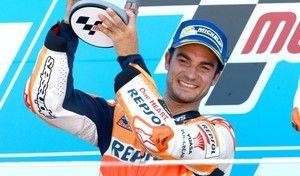 MotoGP - Aragon J.3: Rossi a fait peur à Pedrosa