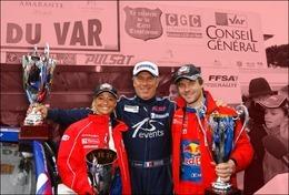 Rallye du Var : avec Sébastien Loeb, sûr, avec Daniel Elena et Robert Kubica peut-être