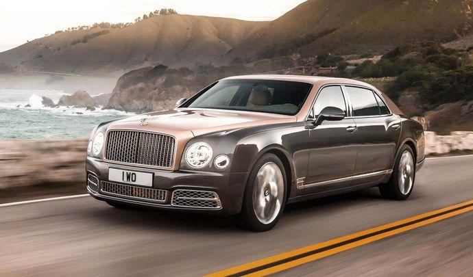 Bentley: le tout électrique à la place du V8 ?