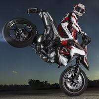 Ducati: les Hypermotard à Rivesaltes